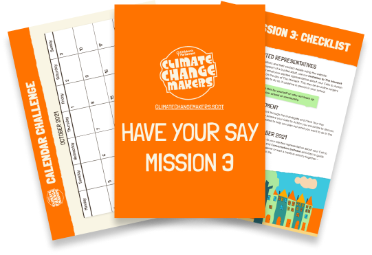 Have Your Say - Mission 3