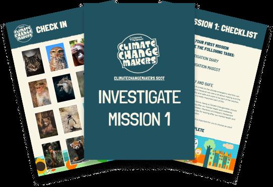 Investigate - Mission 1