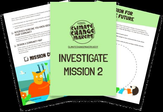 Investigate - Mission 2