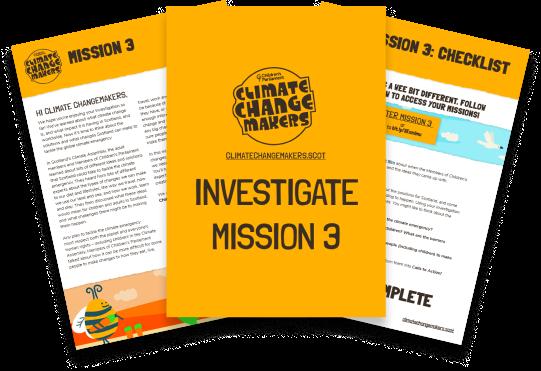 Investigate - Mission 3